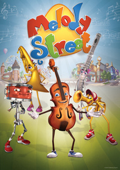 Melody Street Game